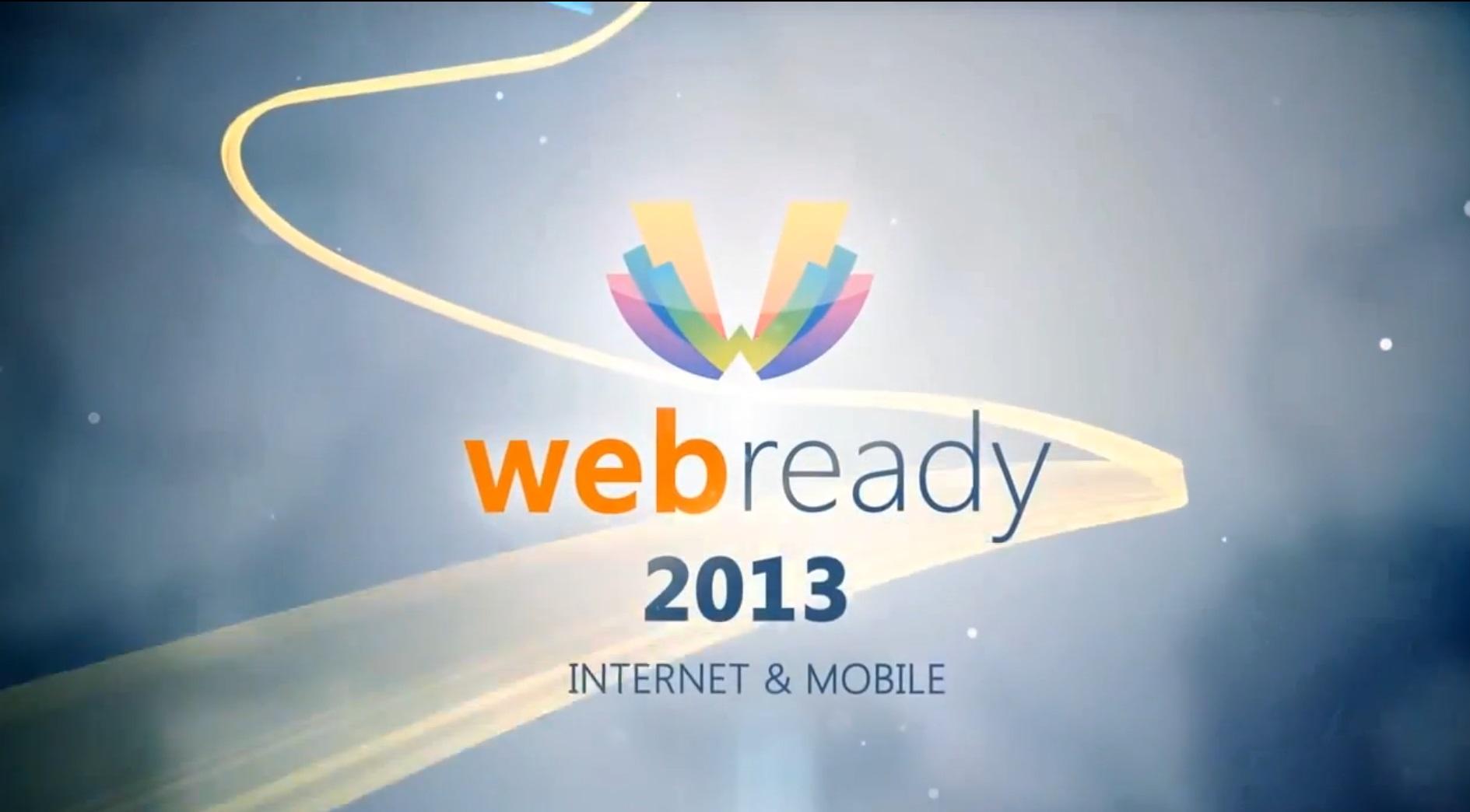 Webready 2013 (Skolkovo)
