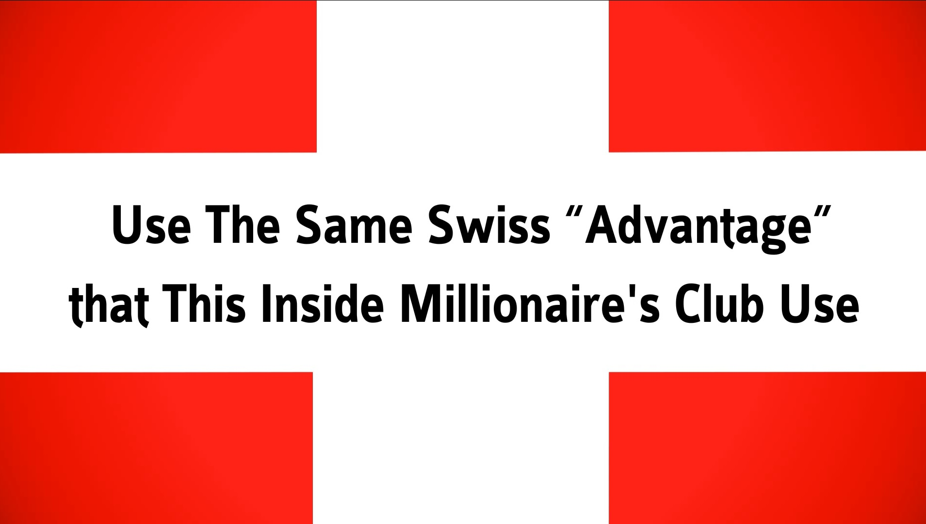 Swiss Bot
