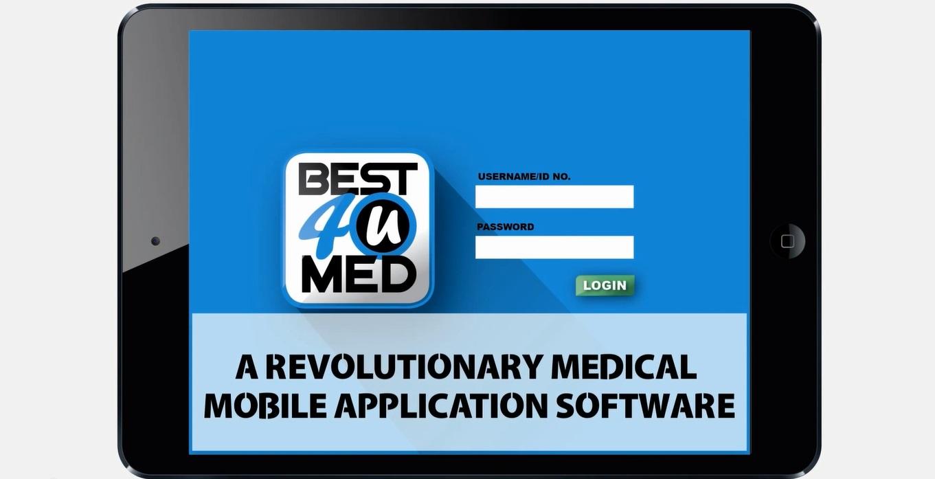 A medical app presentation